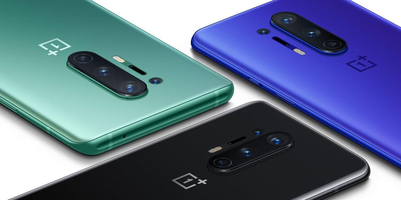 A la découverte du OnePlus 8 Pro