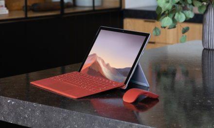 Après la 6 voici la Surface Pro 7