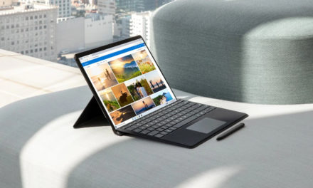 Faites place à la Surface Pro X