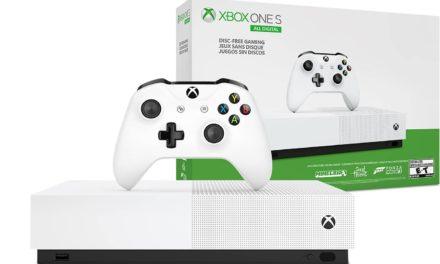 Offrez-vous la Xbox One S All Digital à prix cadeau 📦
