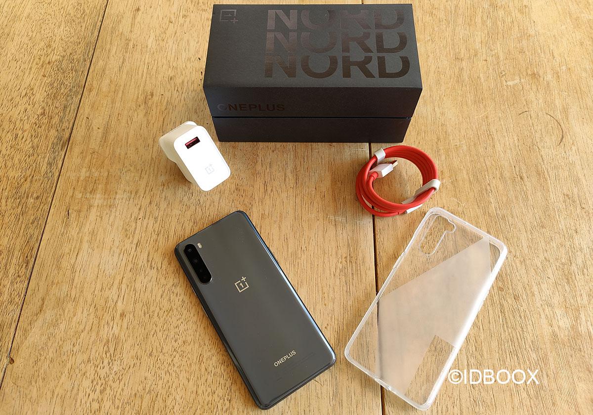 OnePlus-Nord-contenu-boite