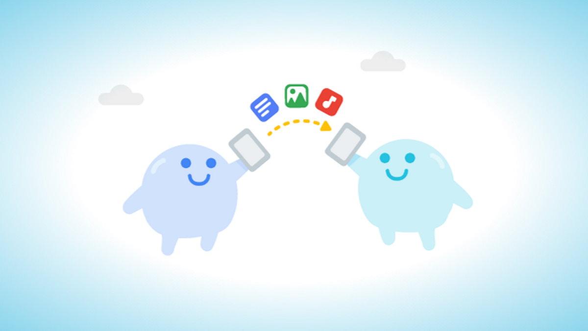 google-file-fast-share