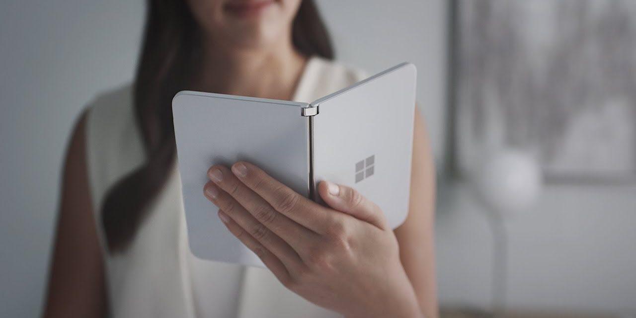 Panos Paney Nous fait saliver avec son Surface Duo