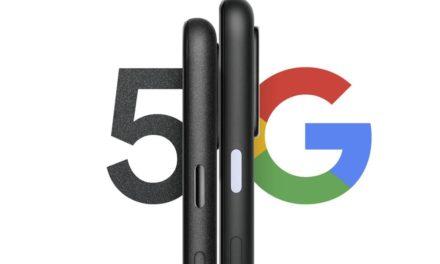 Google annonce 3 smartphones les Pixel 4a, 5 et 4a 5g